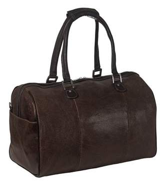 Piel Leather VINTAGE CARRY-ON SATCHEL