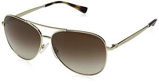 Ralph Lauren Ralph by Women's 0ra4125 Aviator Sunglasses