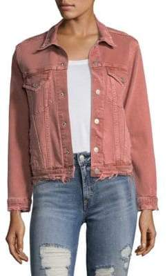 Amo Cotton Poplin Jacket