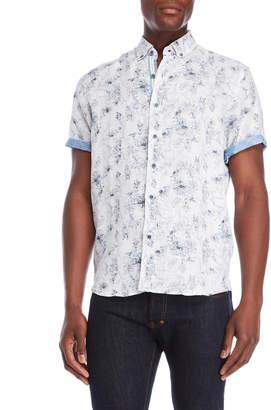 Heritage Floral Linen Shirt