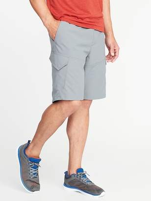 Old Navy Go-Dry Performance Cargo Shorts for Men - 10-inch inseam