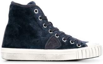 Philippe Model Gare hi-top sneakers