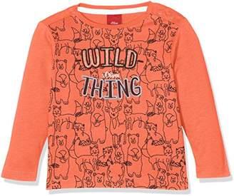 S'Oliver Baby Boys' 65.710.31.7556 Longsleeve T-Shirt