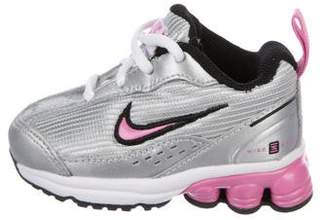 Nike Girls' Shox Turmoil Sneakers