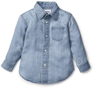 DL1961 Olivia Chambray Shirt (Baby Girls)