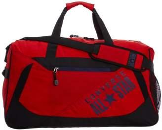 Converse (コンバース) - [コンバース] スポーツバッグ ダッフルバッグ Lサイズ C1363042 6400 レッド