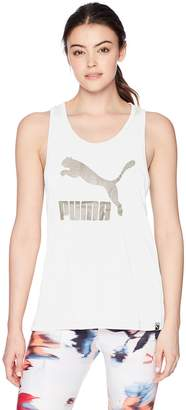 Puma Women's Classics Logo Tank