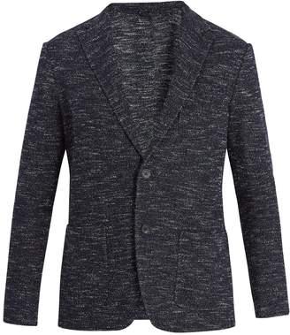 Altea Single-breasted cotton-blend blazer