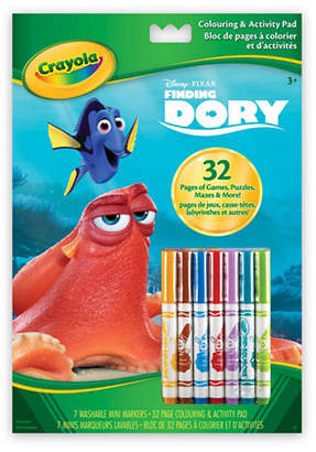 Crayola Dory Colour and Activity Book