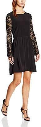 Womens Drop Waist Lace Tunic Long Sleeve Dress Girls On Film 8vpLMFizT4