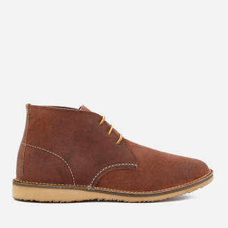 Red Wing Shoes Men's Weekender Leather Chukka Boots - Red Maple