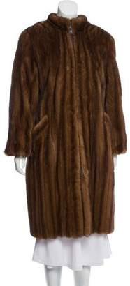 Michael Kors Mink Fur Coat