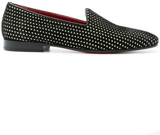 Leqarant studded loafers