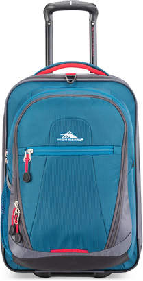 "High Sierra CLOSEOUT! Decatur 21"" Carry-On & Zip-Off Backpack, Created for Macy's"