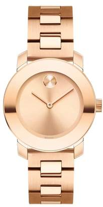 Movado Bold Bracelet Watch, 30mm