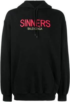 Balenciaga Sinners Hoodie