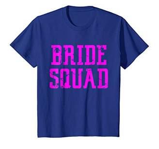 Bride Squad T-Shirt - Bridesmaid Bridal Party Shirt