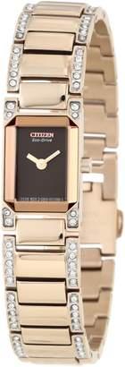 Citizen Women's Eco-Drive Ciena Watch EG2773-54X