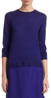 Akris Cashmere-Silk Sweater