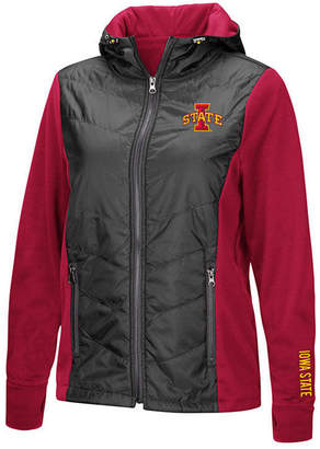 Colosseum Women's Iowa State Cyclones Mogul Full-Zip Jacket