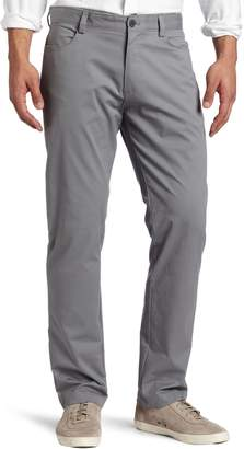 Calvin Klein Men's 4-Pocket Sateen X-Fit Pant