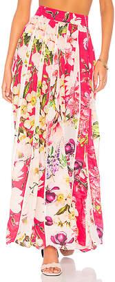 Rococo Sand Bloom Maxi Skirt
