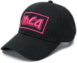 8ae179c8bf4f5 McQ logo embroidered baseball cap