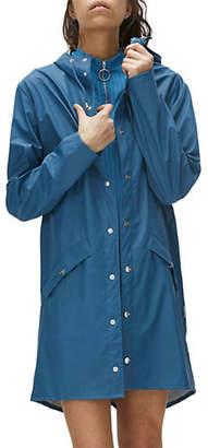 Rains Long Waterproof Raincoat