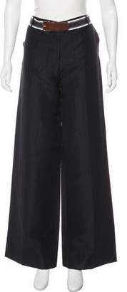 Fabiana Filippi High-Rise Wide-Leg Pants w/ Tags