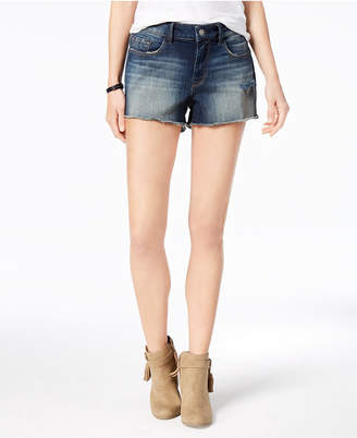 M1858 Cary Mid-Rise Cutoff Denim Shorts, Created for Macy's