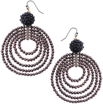 Nakamol Design Concentric Circle Earrings