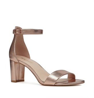 Women's Nine West Pruce Ankle Strap Sandal $79.95 thestylecure.com