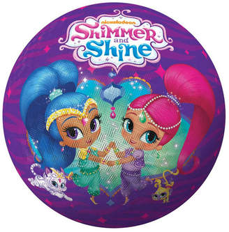 Hedstrom 8.5 Inch Shimmer and Shine Rubber Playground Ball