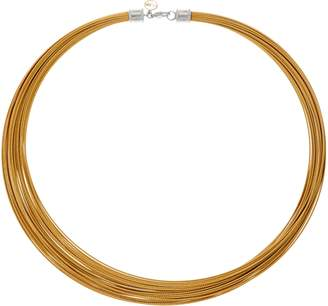 Alor Cable Stainless Steel 30-Strand Necklace