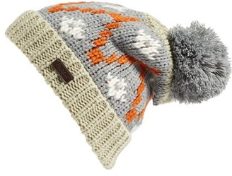 Women's Barbour 'Icefield' Knit Beanie - Grey $39 thestylecure.com