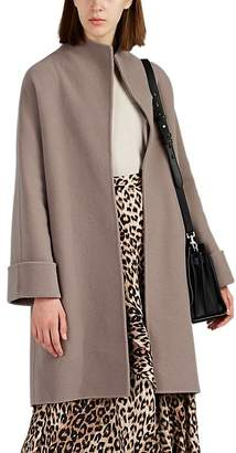 Giorgio Armani Women's Double-Faced Wool-Blend Belted Coat