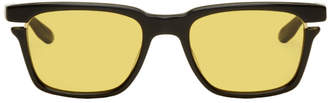 Dita Black and Yellow Avec Sunglasses