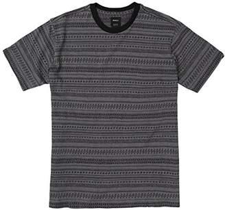 RVCA Men's Small Victories Short Sleeve T-Shirt