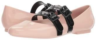 Vivienne Westwood + Melissa Luxury Shoes + Doll Flat Women's Shoes