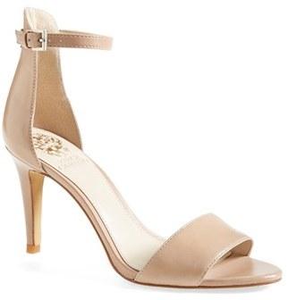 Vince Camuto 'Court' Ankle Strap Sandal (Women) $97.95 thestylecure.com