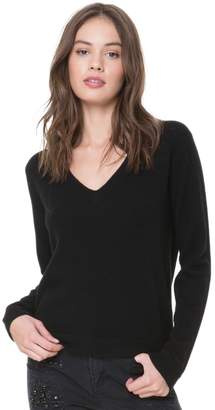Juicy Couture Cashmere Juicy Pullover Sweater