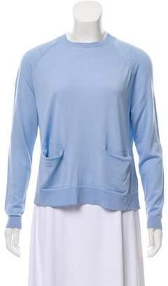 Allude Lightweight Virgin Wool Sweater