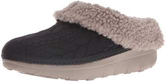 FitFlop Women's Loaff Quilted Slipper