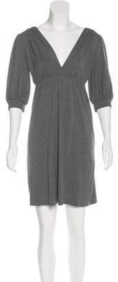 Amanda Uprichard Knit Knee-Length Dress