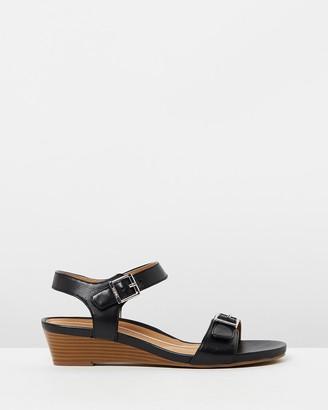 Vionic Frances Wedge Sandals