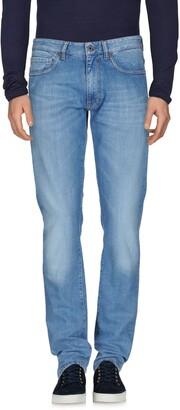 Incotex Denim pants - Item 42594110