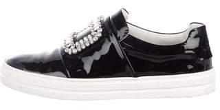 Roger Vivier Sneaky Viv Strass Sneakers