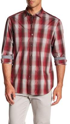 Tommy Bahama Azilal Ombre Original Fit Long Sleeve Shirt