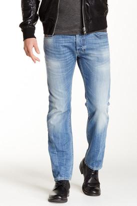 "Diesel Safado Regular Slim Straight Leg Jean - 32"" Inseam $198 thestylecure.com"