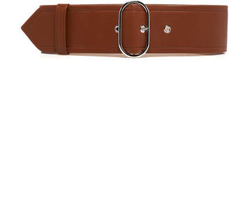 Acne Studios Wide Leather Belt Size: M